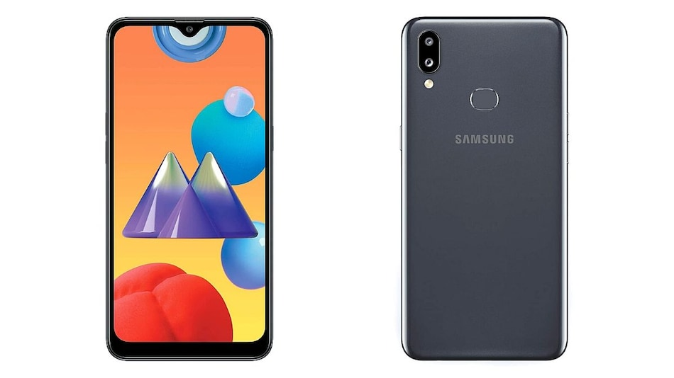 Samsung Galaxy M01s With Helio P22 SoC, Dual Rear Cameras Launched in India: Price, Specifications