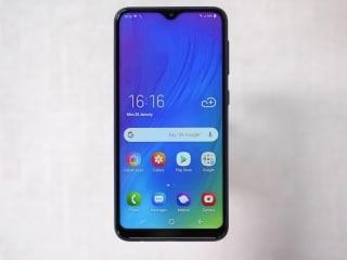 Samsung Galaxy M10 का रिव्यू