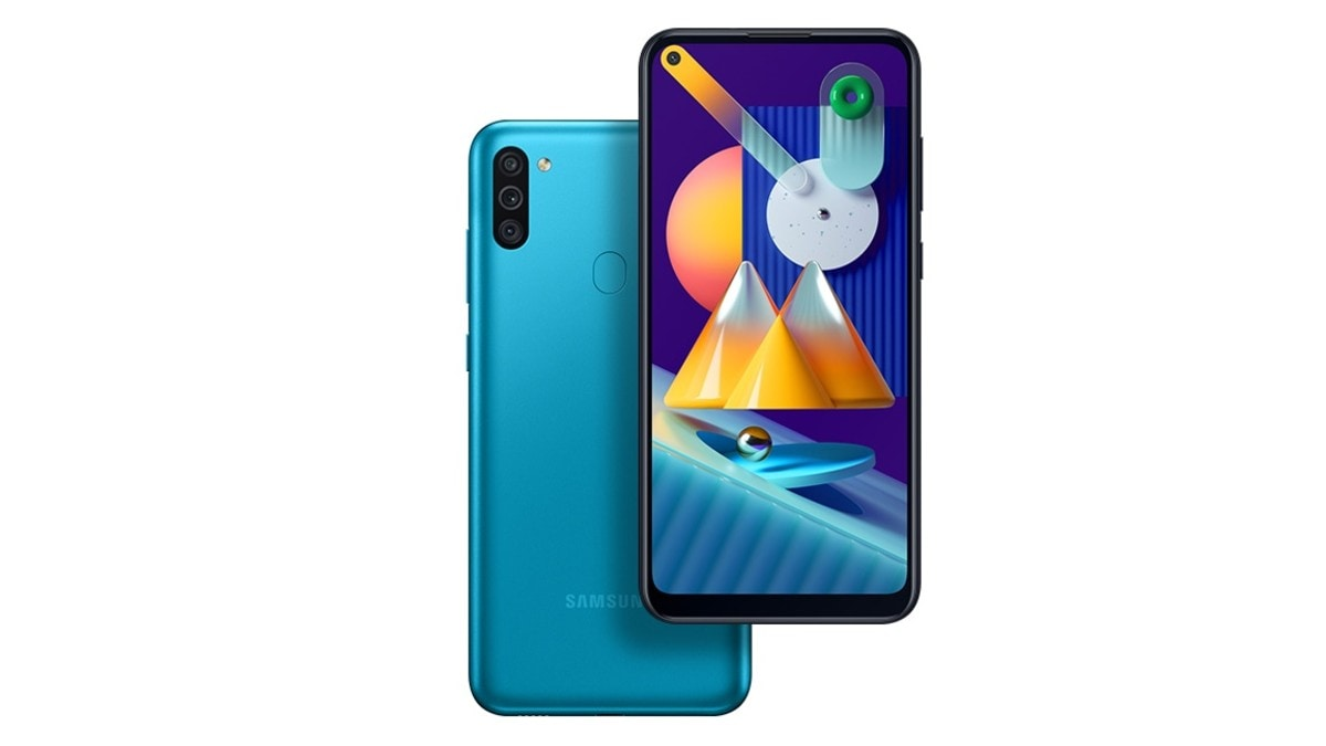 Samsung Galaxy M11, Galaxy M01 With 19.5:9 Display Launched in India: Price, Specifications
