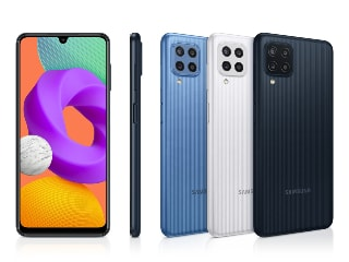 Samsung Galaxy M22 With 48-Megapixel Quad Rear Cameras Goes Official: Specifications