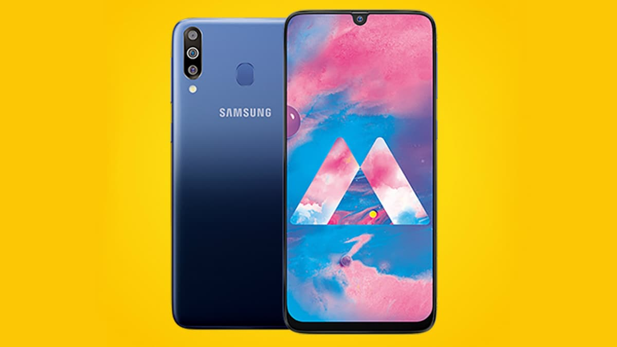 Samsung Galaxy M40 With 128GB Inbuilt Storage, 5,000mAh Battery Tipped