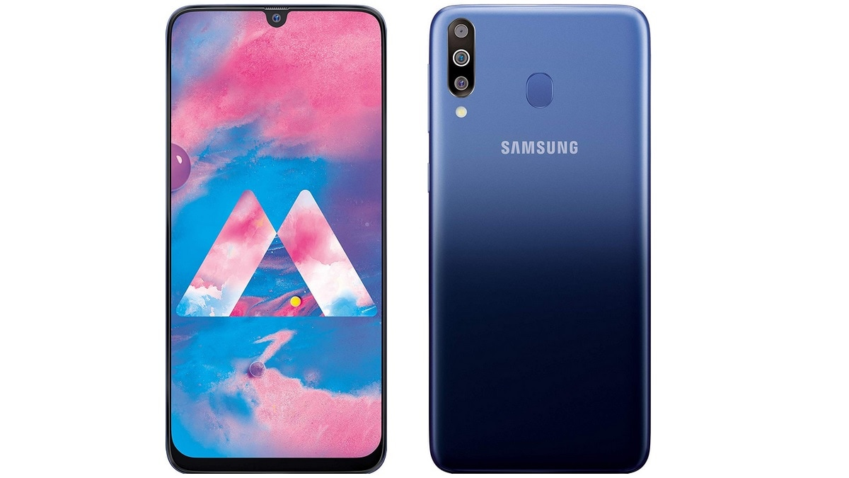 Samsung Galaxy M30 Starts Receiving Android Pie Update in India With