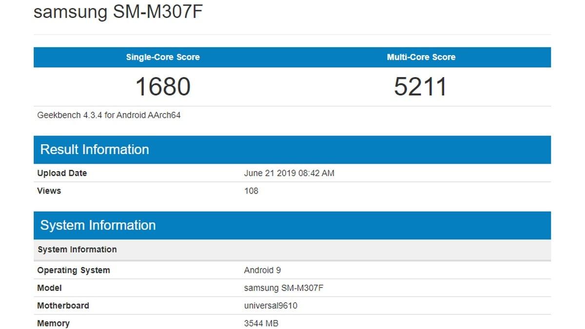Samsung Galaxy M30s में हो सकता है इस प्रोसेसर का इस्तेमाल