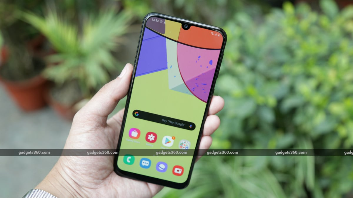 Samsung Galaxy M31 to Go on Sale for First Time Today Via Amazon, Samsung.com: Price, Offers, Specifications