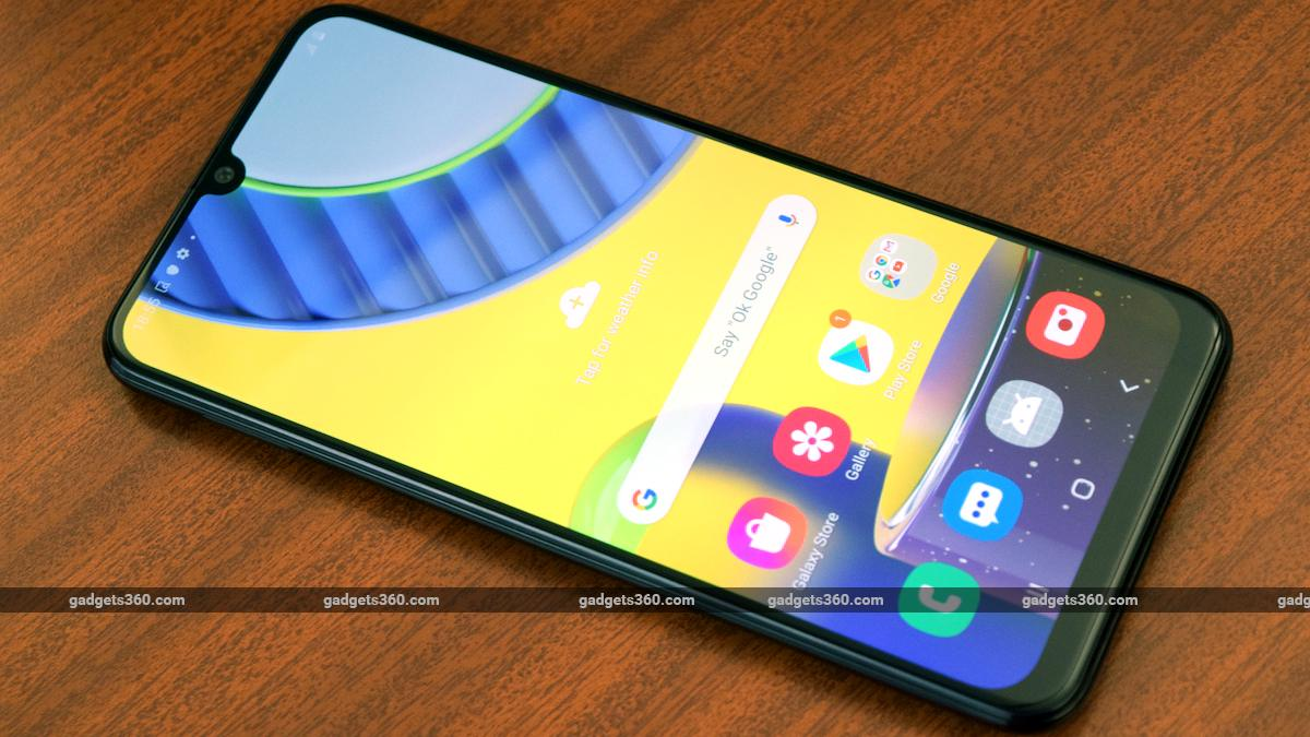 Samsung Galaxy M31 Update Rendering Phones Unusable Some Users Report Technology News