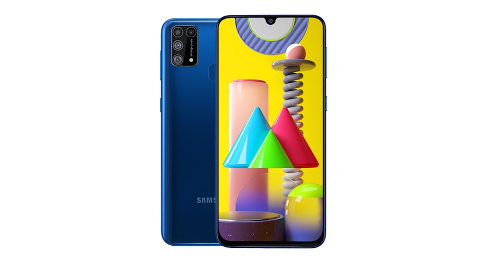 Samsung Galaxy M31 Gets Its Price in India Tipped, Said to Start at Rs. 15,999