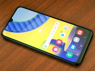 Samsung Galaxy M31 First Impressions
