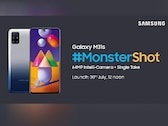 Samsung Galaxy M31s With 6,000mAh Battery to Launch in India on July 30