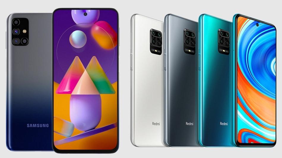 Samsung Galaxy M31s, Redmi Note 9 Pro और Redmi Note 9 Pro Max में कौन बेहतर?