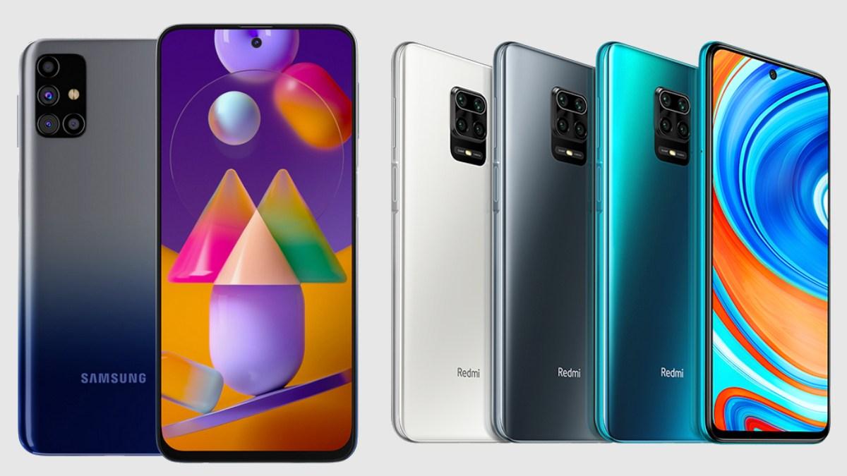 Samsung Galaxy M31s vs Redmi Note 9 Pro vs Redmi Note 9 Pro Max: Price, Specifications Compared