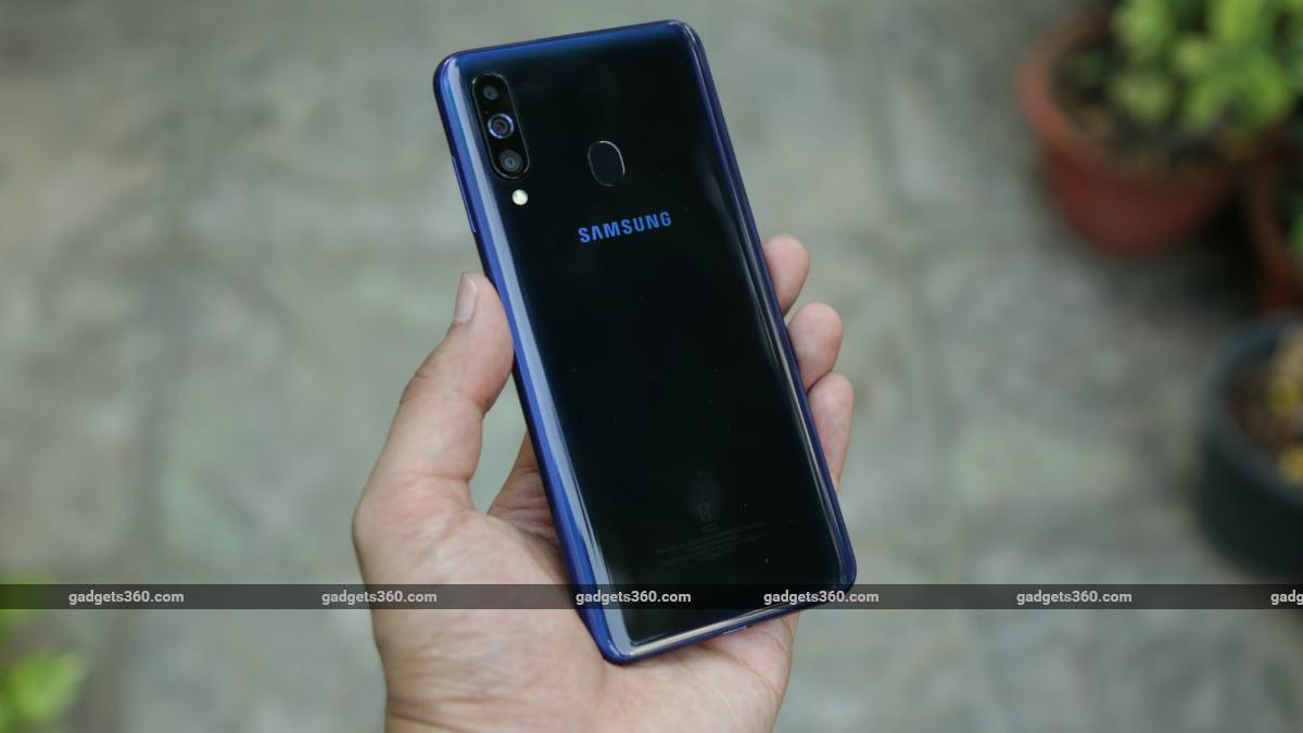samsung galaxy m40 back gadgets 360 Samsung Galaxy M40