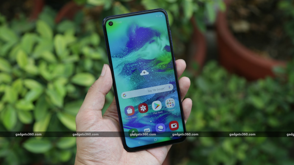 Samsung M40 With Triple Rear Cameras, 6GB of RAM Launched in India: Price, Specifications