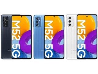 Samsung Galaxy M52 5G लॉन्च से पहले यहां हुआ लिस्ट!