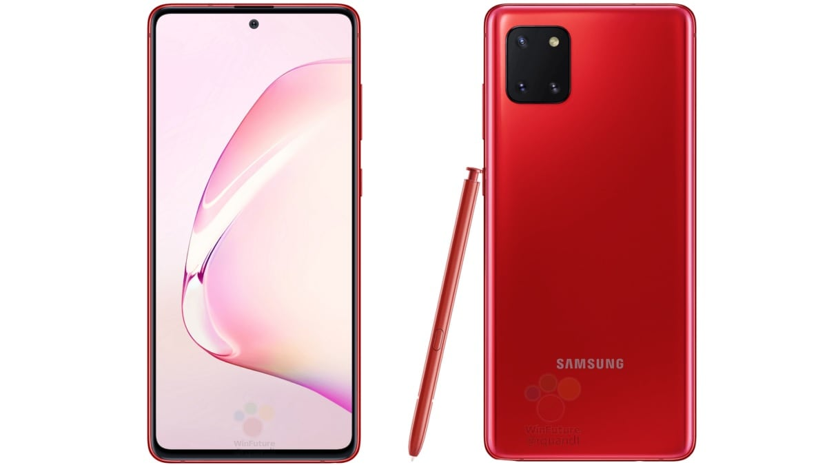 Samsung Galaxy Note 10 Lite Specifications Leaked: Exynos 9810, Triple Rear Cameras, 4,500mAh Battery on Board