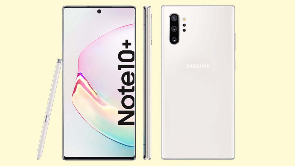 Samsung Galaxy Note 10, Galaxy Note 10+, All New S Pen Tipped Once Again Ahead of Wednesday's Launch
