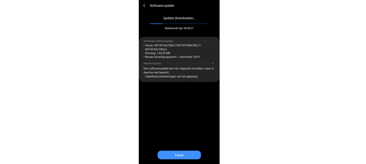 samsung galaxy note 10 android 10 update screenshot sammobile Samsung Galaxy Note 10  Samsung Galaxy Note 10 Plus