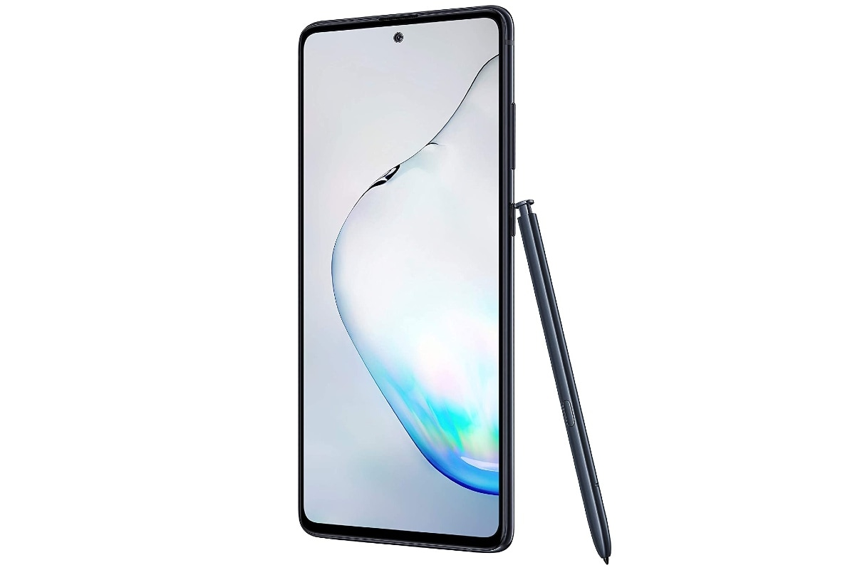 Samsung Galaxy Note 10 Lite Price in India Cut, Rs. 5,000 Cashback Offer Announced