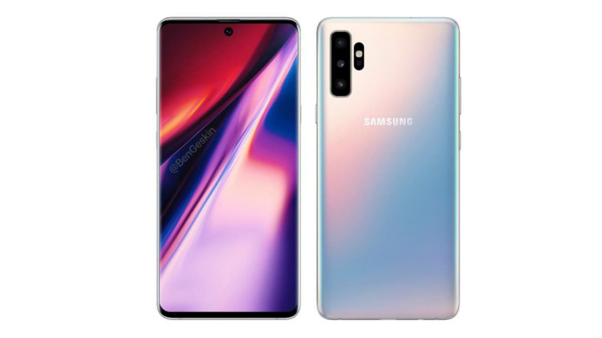 Samsung Galaxy Note 10 Low-End Model Could Include 3,400mAh