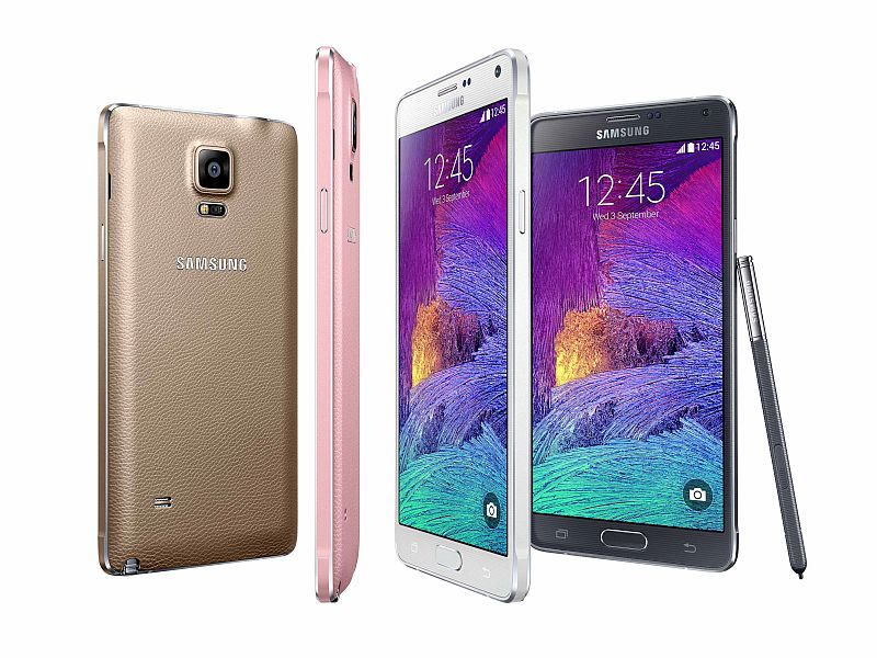 Samsung Galaxy Note 4 Refurbished Batteries Recalled Due to Fire and Burn Hazards