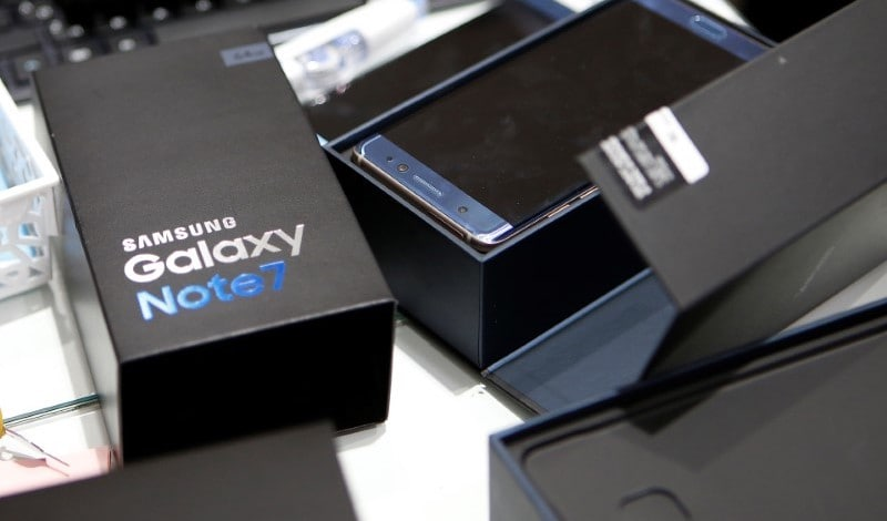 As Samsung Moves on From Galaxy Note 7 Crisis, SDI Battery Affiliate Struggles