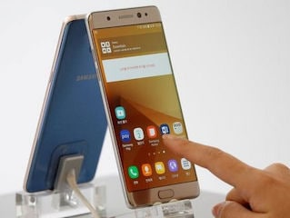 Samsung Galaxy Note 7 Crisis Brings Down South Korea's Industrial Output