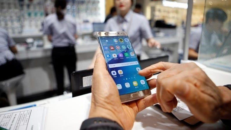 South Korea Reports Its Own Samsung Galaxy Note 7 Probe Results
