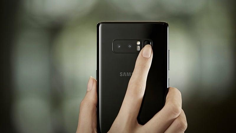 Samsung Galaxy Note 9 May Not Have Under-Display Fingerprint Sensor: KGI's Ming-Chi Kuo