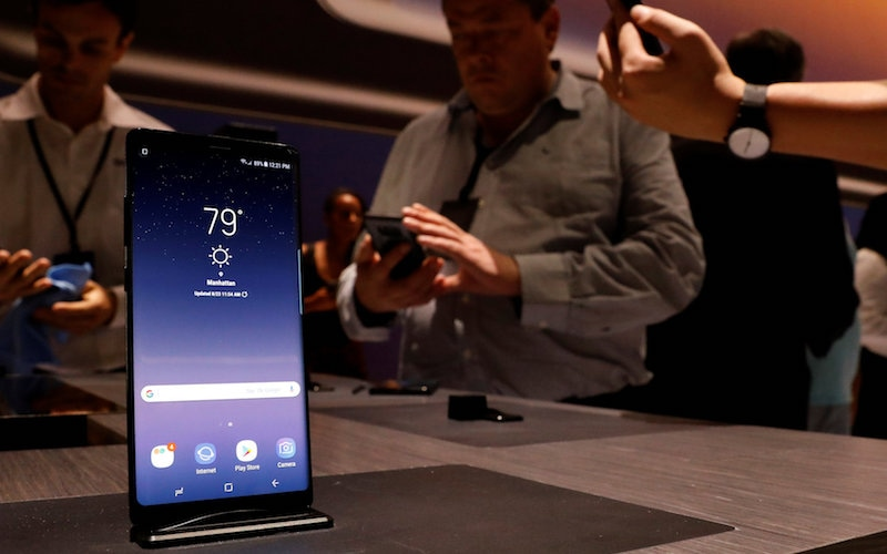 The Rise of the $1,000 Smartphone