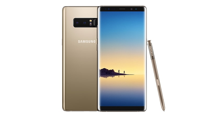 Samsung Galaxy Note 8 India Launch Event Today: How to Watch Live Stream