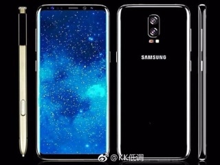 Samsung Galaxy Note 8 With Dual Rear Cameras Tipped to Launch Mid-August