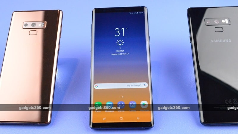 Samsung Galaxy Note 9 India Launch Date Is August 22: Report