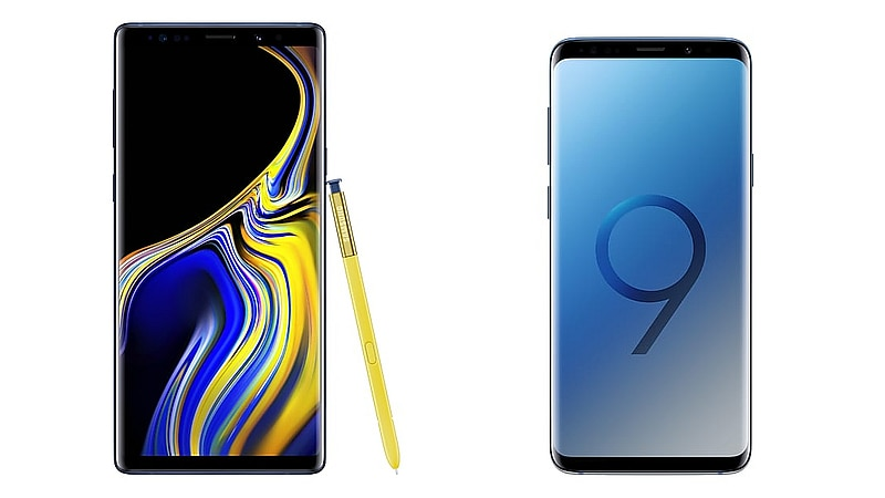 Samsung Galaxy Note 9, Galaxy S9+ Get Discounts, Cashback in New 'Best Days' Offers