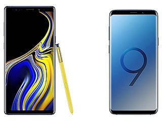 Samsung Galaxy S9, Galaxy Note 9 Users Reporting Camera App Crash Using Night Mode After June Update