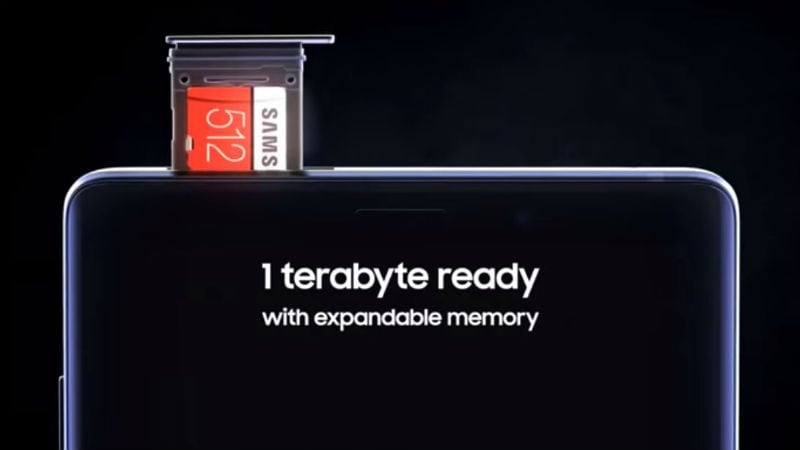 Samsung Galaxy Note 9 Official Launch Video Leak Confirms 512GB Variant; Price Tipped Again