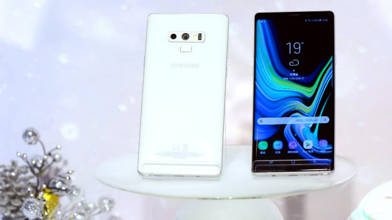 Samsung Galaxy Note 9, Galaxy S8, Galaxy S8+, Others Get Revised