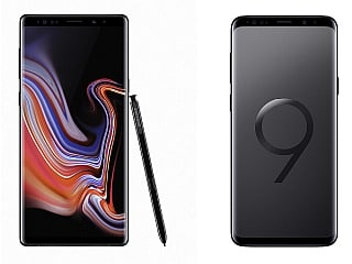 Samsung Galaxy Note 9 vs Samsung Galaxy S9+ में कौन बेहतर?