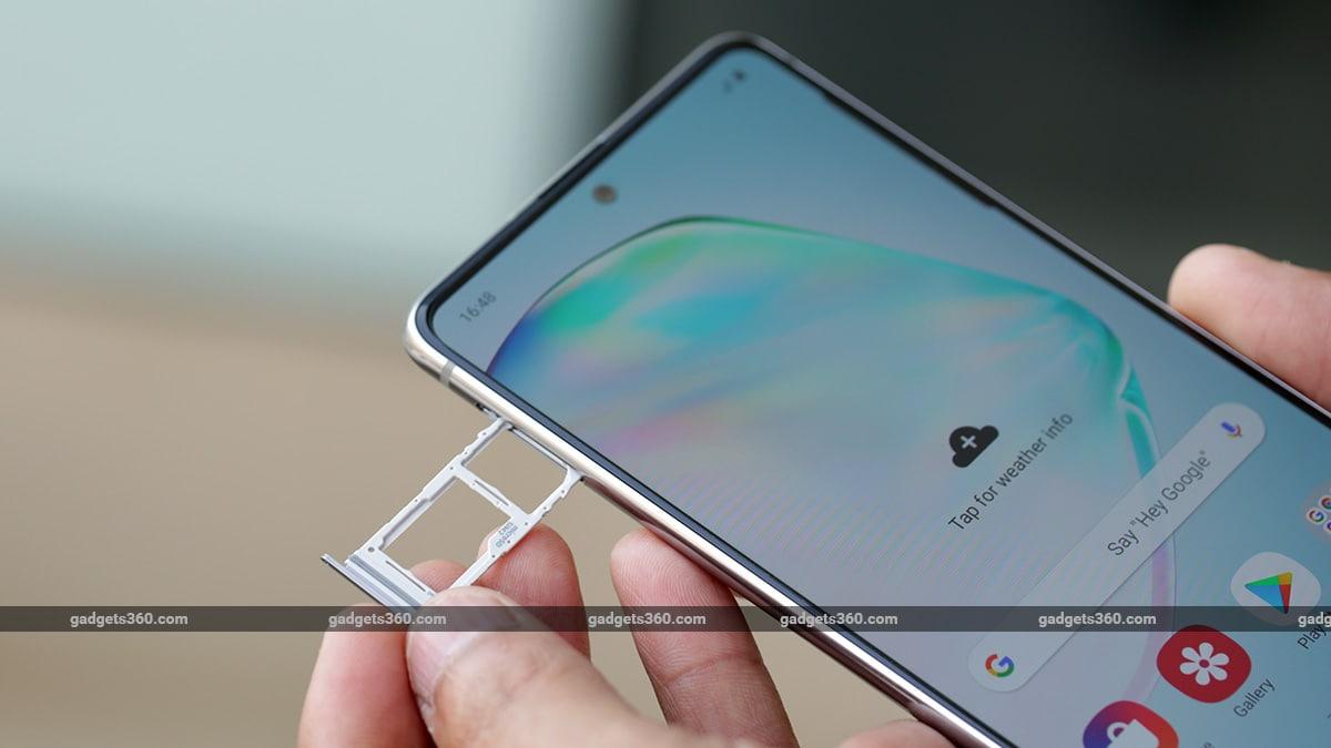 Samsung Galaxy Note 10 Lite 34,999 रुपये में हो जाएगा आपका