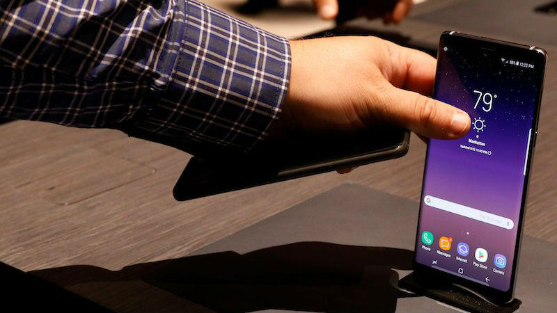 Samsung Galaxy S9, S9+ users report 'dead spots' on flagship phones' touchscreens