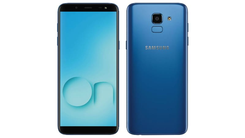 Samsung Galaxy On6 With Infinity Display, Selfie Flash