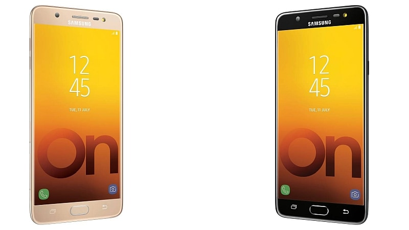 Samsung Galaxy On Max With 4GB RAM, Front Flash Launched in India: Price, Specifications
