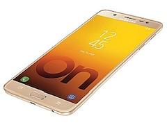 Samsung Galaxy On Max स्मार्टफोन आज रात 12 बजे से मिलेगा, जानें कीमत