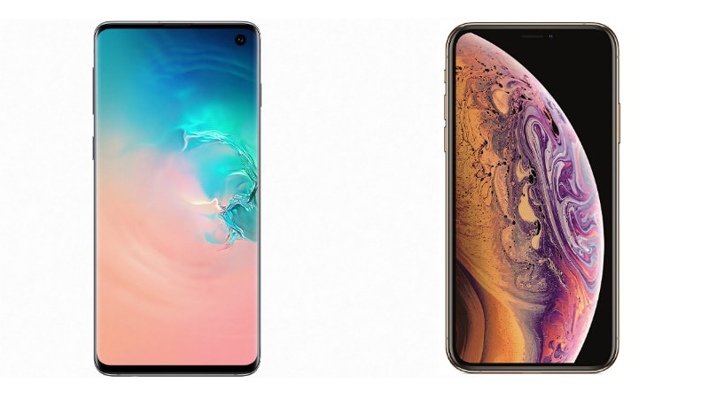 Samsung Galaxy S10 vs iPhone XS: Price, Specifications Compared