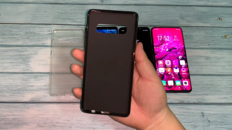 Samsung Galaxy S10+ Design May Match Galaxy S9+, Leaked Case Video Tips