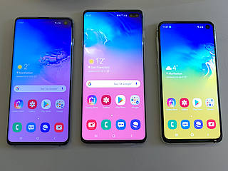 Samsung Galaxy S10, S10+, S10e With Infinity-O Displays Launched