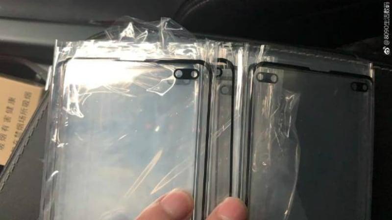 samsung galaxy s10 screen protectors weibo Samsung Galaxy S10