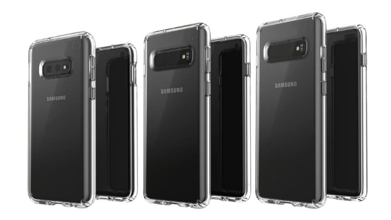Samsung Galaxy S10 Family Wrapped in Transparent Cases Leaked Online; Exynos-Variant Listed on Geekbench