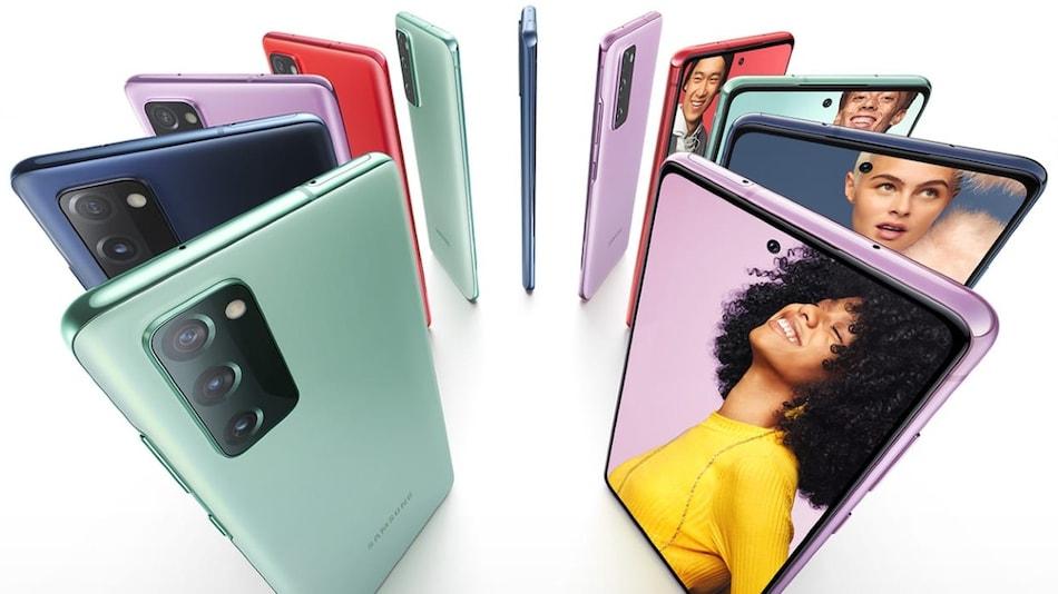 8GB रैम और स्नैपड्रैगन 865 प्रोसेसर के साथ Samsung Galaxy S20 FE 4G लॉन्च, जानें कीमत