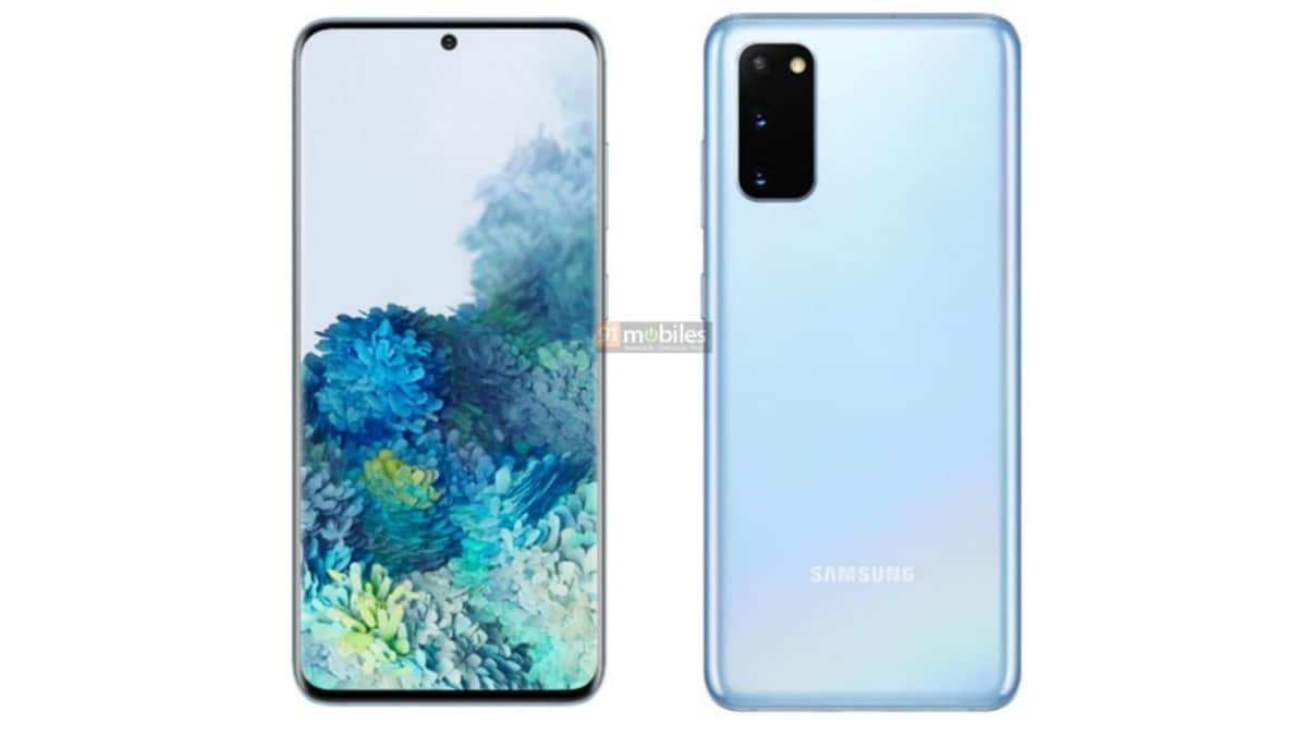 Samsung Galaxy S20 4G Variant Tipped to Launch in Base 8GB RAM Option in Select Markets, Storage Option Leaked