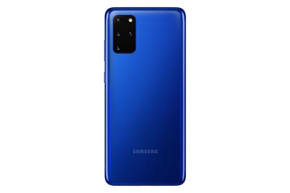 Samsung Galaxy S20+ Gets a New Aura Blue Colour Variant