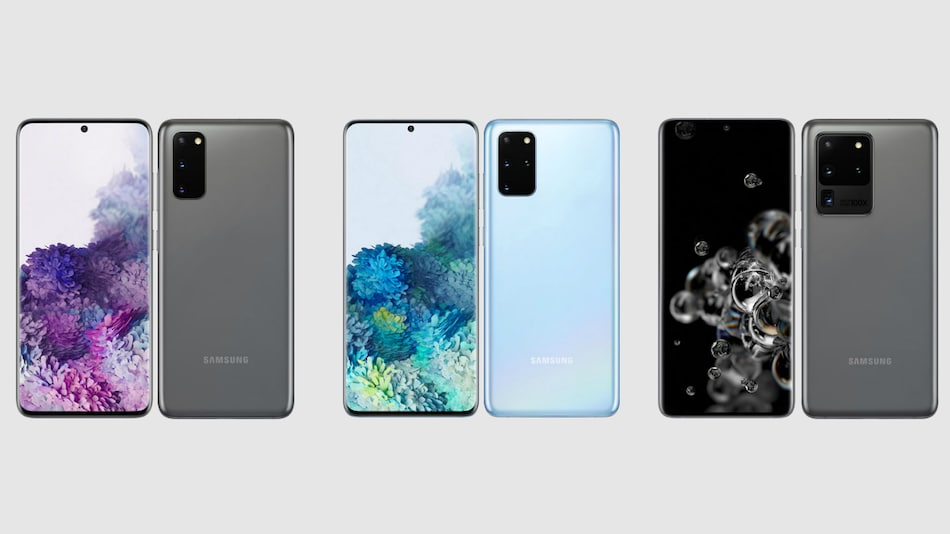Samsung Galaxy S20 vs Samsung Galaxy S20+ vs Samsung Galaxy S20 Ultra: What's the Difference